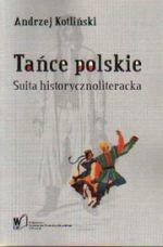 Okładka książki: Tańce polskie