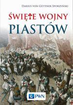 Okładka książki: Święte wojny Piastów