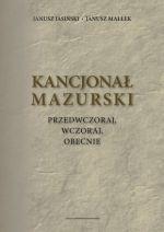 Okładka książki: Kancjonał mazurski