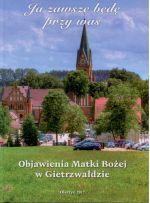 Okładka książki: Pamiątka 140. rocznicy objawień Matki Bożej w Gietrzwałdzie