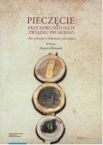 Okładka książki: Pieczęcie przy dokumentach Związku Pruskiego