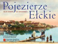 Okładka książki: Pojezierze Ełckie