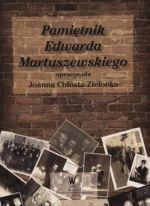 Okładka książki: Pamiętnik Edwarda Martuszewskiego