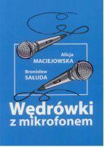 Okładka książki: Wędrówki z mikrofonem