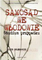Okładka książki: Samosąd we Włodowie. Studium przypadku