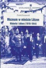 Okładka książki: Muzeum w mieście Lötzen
