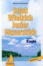 Okładka książki: Szlak Wielkich Jezior Mazurskich