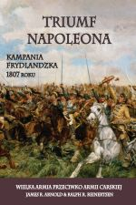 Okładka książki: Triumf Napoleona