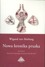 Okładka książki: Nowa kronika pruska