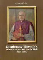Okładka książki: Niezłomny Warmiak