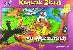 Okładka książki: Kogutek Ziutek na Mazurach