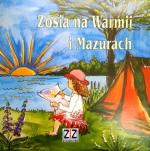Okładka książki: Zosia na Warmii i Mazurach