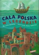 Okładka książki: Cała Polska w legendzie