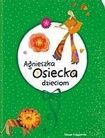 Okładka książki: Osiecka dzieciom