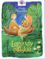 Okładka książki: Legendy polskie
