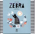 Okładka książki: Zebra