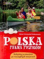 Okładka książki: Polska pełna przygód!