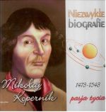 Okładka książki: Mikołaj Kopernik 1473-1543