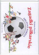 Okładka książki: Zagadki piłkarskie