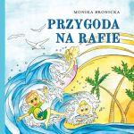 Okładka książki: Przygoda na rafie