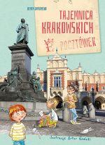 Okładka książki: Tajemnica krakowskich pocztówek