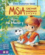 Okładka książki: Wyjazd na Mazury