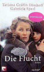 Okładka książki: Die Flucht
