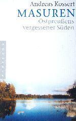 Okładka książki: Masuren