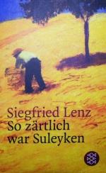 Okładka książki: So zärtlich war Suleyken