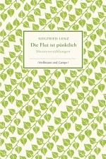 Okładka książki: Die Flut ist pünktlich