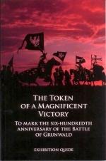 Okładka książki: The token of a magnificent victory