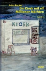 Okładka książki: Ein Kiosk mit elf Millionen Nächten