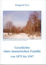 Okładka książki: Geschichte einer masurischen Familie von 1875 bis 1947