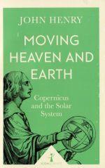 Okładka książki: Moving heaven and earth