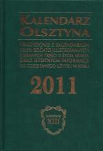 Okładka książki: Kalendarz Olsztyna 2011