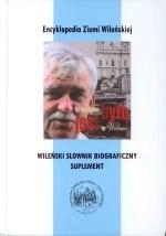 Okładka książki: Wileński słownik biograficzny
