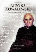 Okładka książki: Ksiądz prałat Alfons Kowalewski