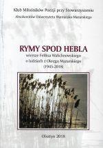 Okładka książki: Rymy spod hebla
