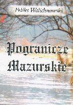 Okładka książki: Pogranicze Mazurskie