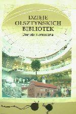 Okładka książki: Dzieje olsztyńskich bibliotek