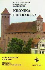 Okładka książki: Kronika Lidzbarska