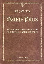 Okładka książki: Dzieje Prus