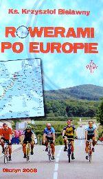 Okładka książki: Rowerami po Europie