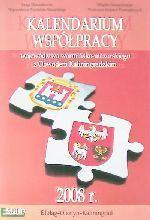 Okładka książki: Kalendarium współpracy województwa warmińsko-mazurskiego z Obwodem Kaliningradzkim