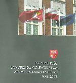 Okładka książki: Działalność samorządu województwa warmińsko-mazurskiego 1998-2008