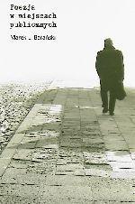 Okładka książki: Poezja w miejscach publicznych