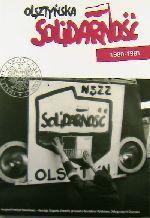 Okładka książki: Olsztyńska Solidarność 1980-1981