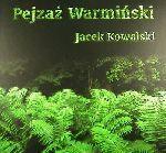 Okładka książki: Pejzaż Warmiński