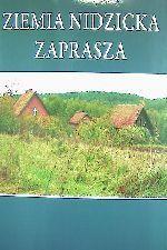 Okładka książki: Ziemia Nidzicka zaprasza