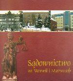 Okładka książki: Sądownictwo na Warmii i Mazurach